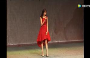 18届开学典礼歌曲展示:吴老师《我要去向何方》